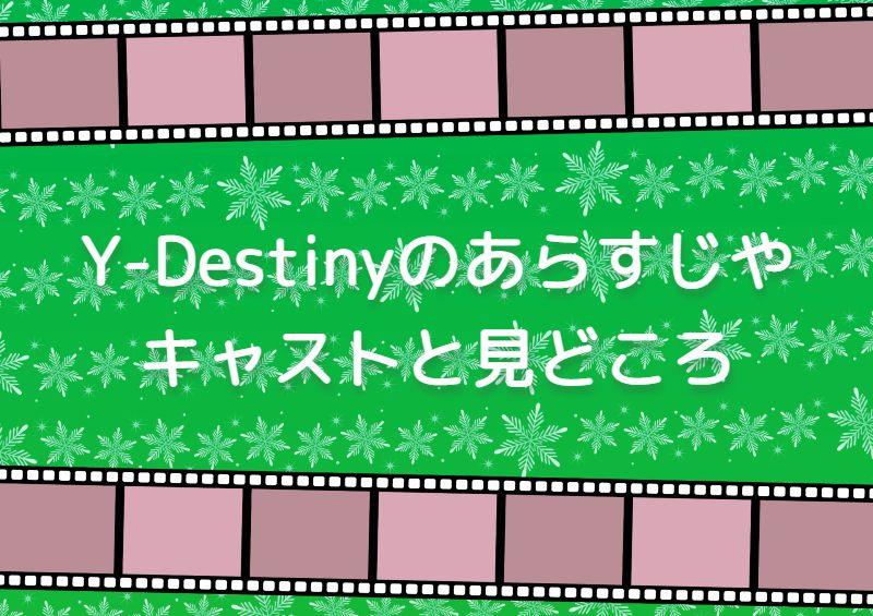Y-Destinyのあらすじやキャストと見どころ